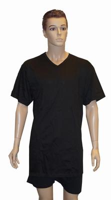 "Grote maten Pierre Cardin "" Onderhemd "" zwart"