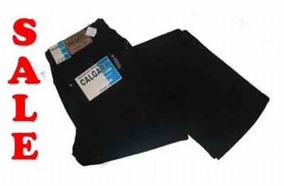 """Calgary stretch jeans  """" Zwart """""""