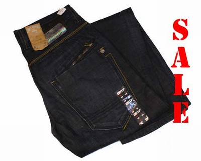 """CLP jeans   """" Rits op achter zak  """"  Ultra dark"""