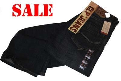 "CLP jeans  "" Dark Used """