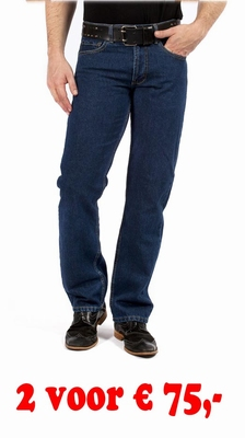 "Maskovick stretch jeans  "" A  Clinton "" Dark stone"