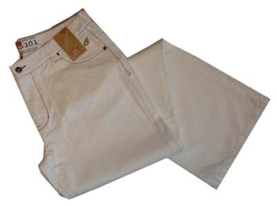 """Brams Paris jeans  """" Wit """""""