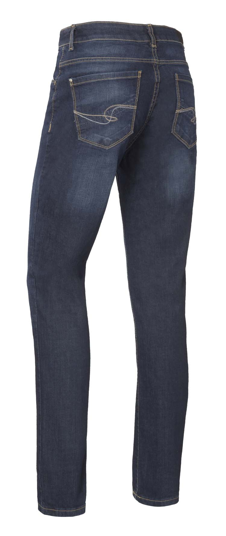 "Brams Paris stretch jeans  "" Lily ""  Dark used"
