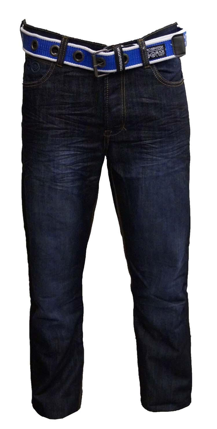 """Cross Hatch jeans   """" Ultra dark used """""""