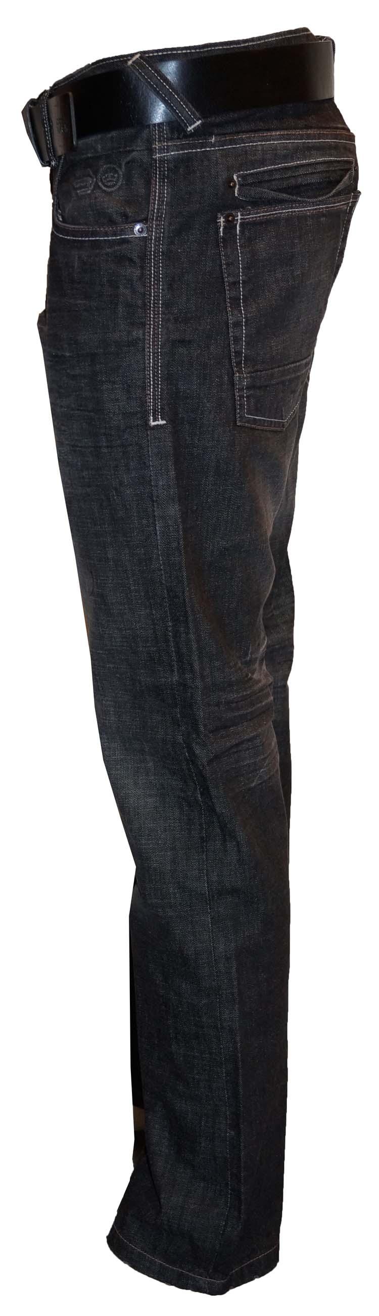 """Cross Hatch jeans   """" Zwart used """""""