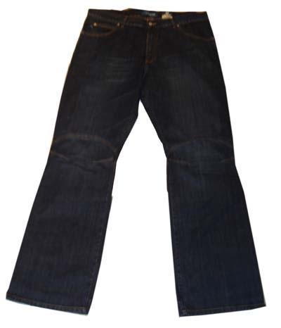 """Garcia jeans   """" Worker met kniestukken """"  Dark used"""