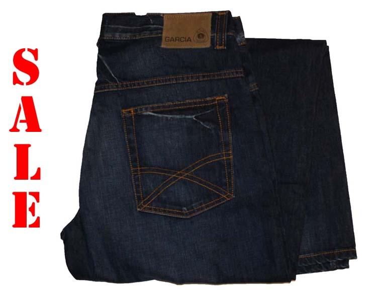 "Garcia jeans  "" 889  ""  Dark used"