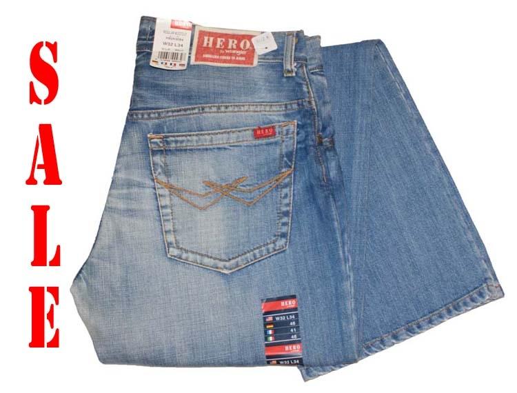 """Hero jeans   """" Bootcut """"  Medium used"""