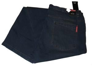 """Jeans XL  Stretch jeans  """" Donker blauw used """""""