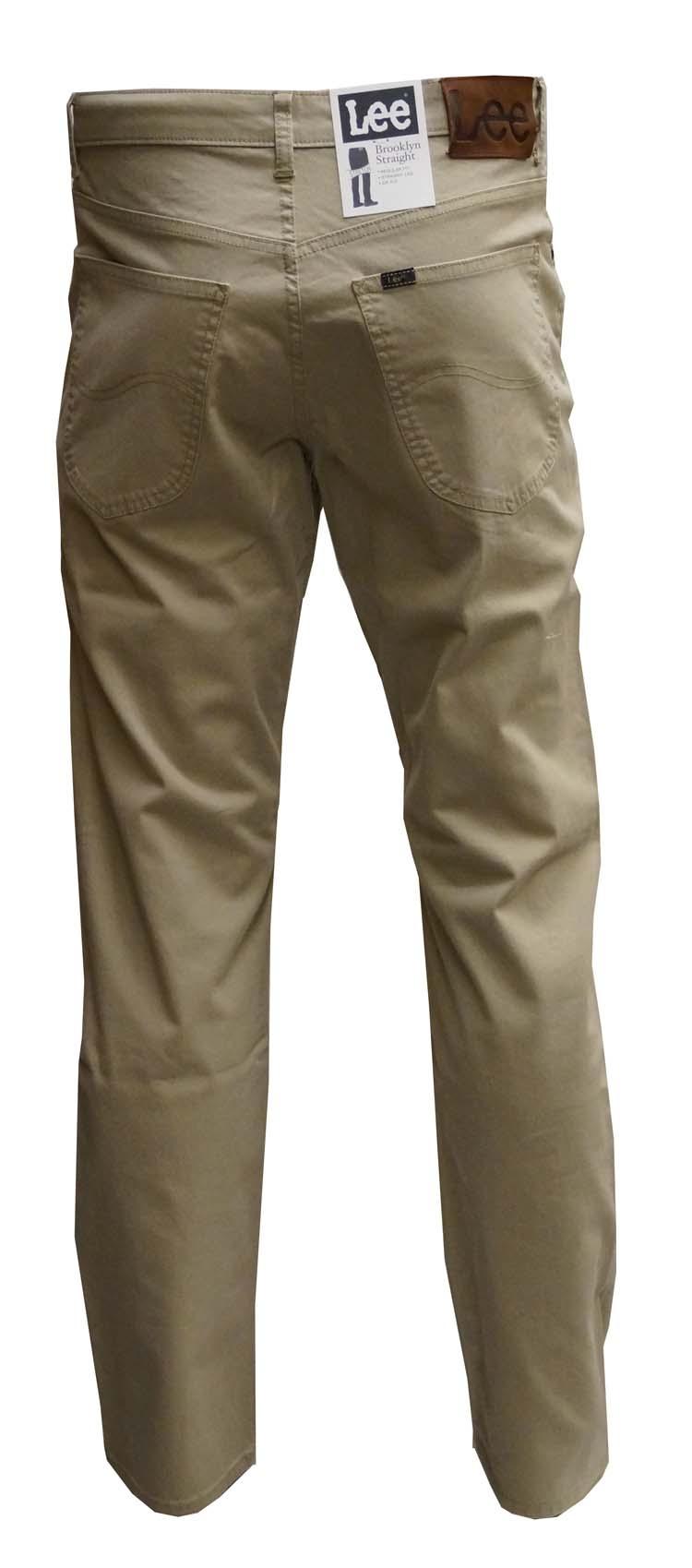 "Lee stretch jeans  "" Brooklyn "" beige"