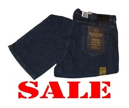 "Maverick stretch jeans  "" Bootcut  ""  Dark used"