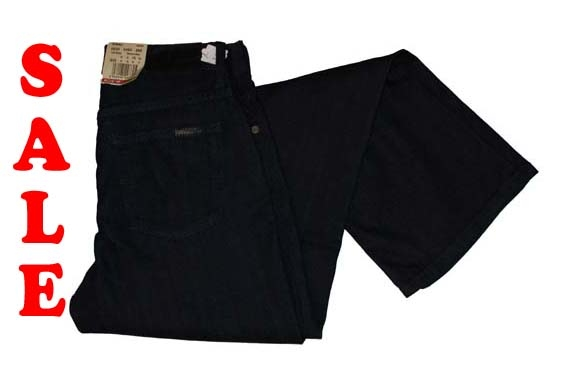 """Mustang stretch jeans """" Sissy """" Black / blue"""