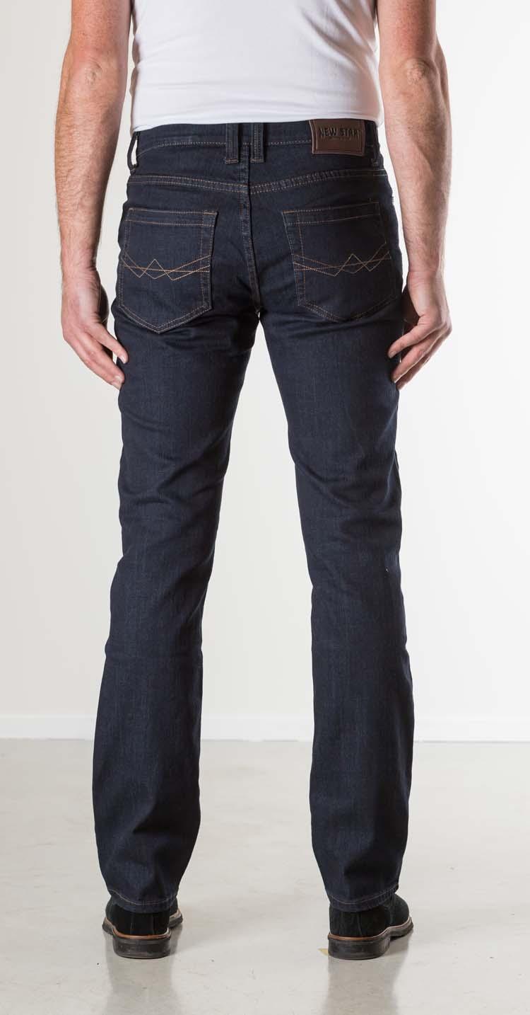 "New Star stretch jeans  "" Jacksonville "" Dark stone"