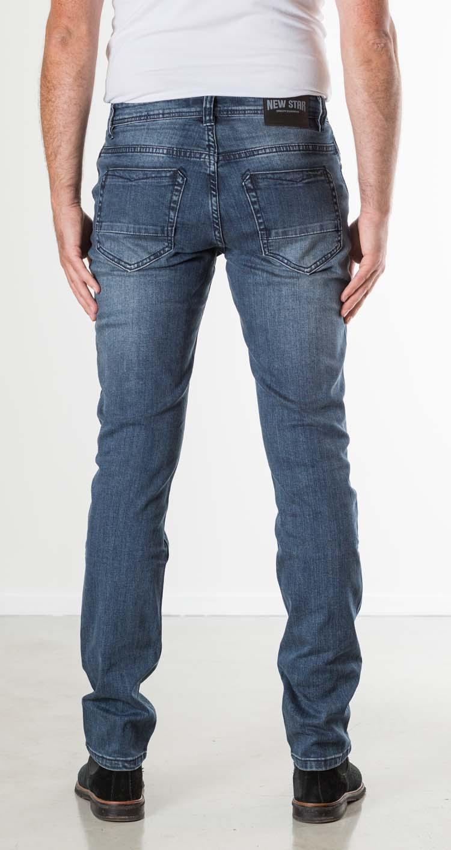 "New Star stretch jeans  "" JV-slim ""  Stone used"