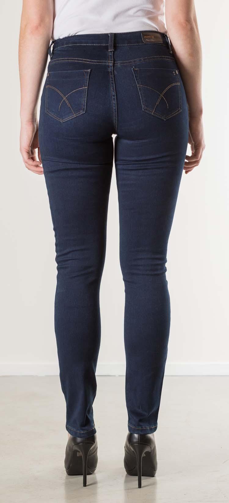"New Star stretch jeans  "" Linosa ""  Deep Dark"