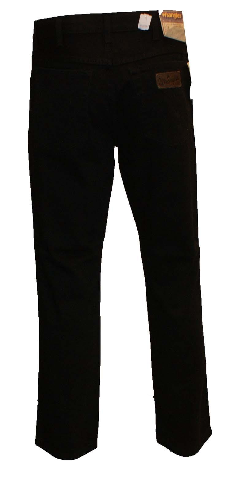 """Wrangler jeans  """" Texas """"  Black"""