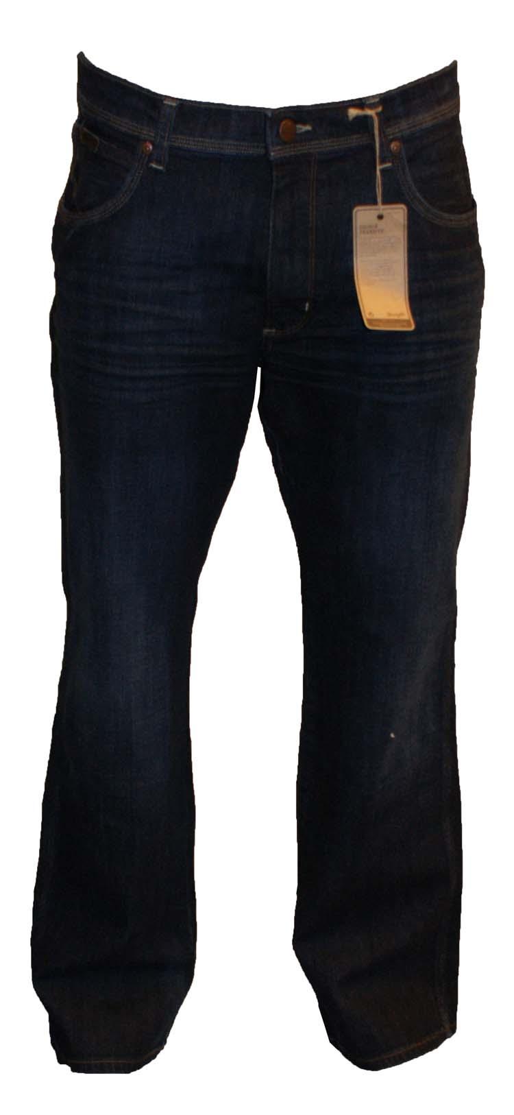 "Wrangler stretch jeans  ""  Roxboro ""  Clep zak  Dark used"