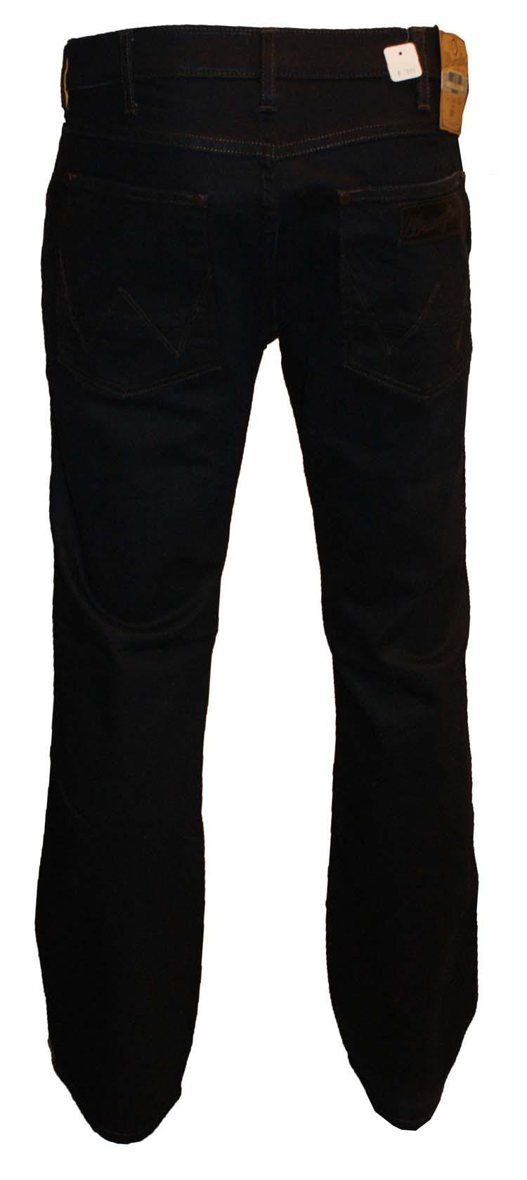 "Wrangler stretch jeans "" Ace ""  Ultra dark"