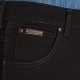 "Wrangler stretch jeans "" Arizona "" Black"