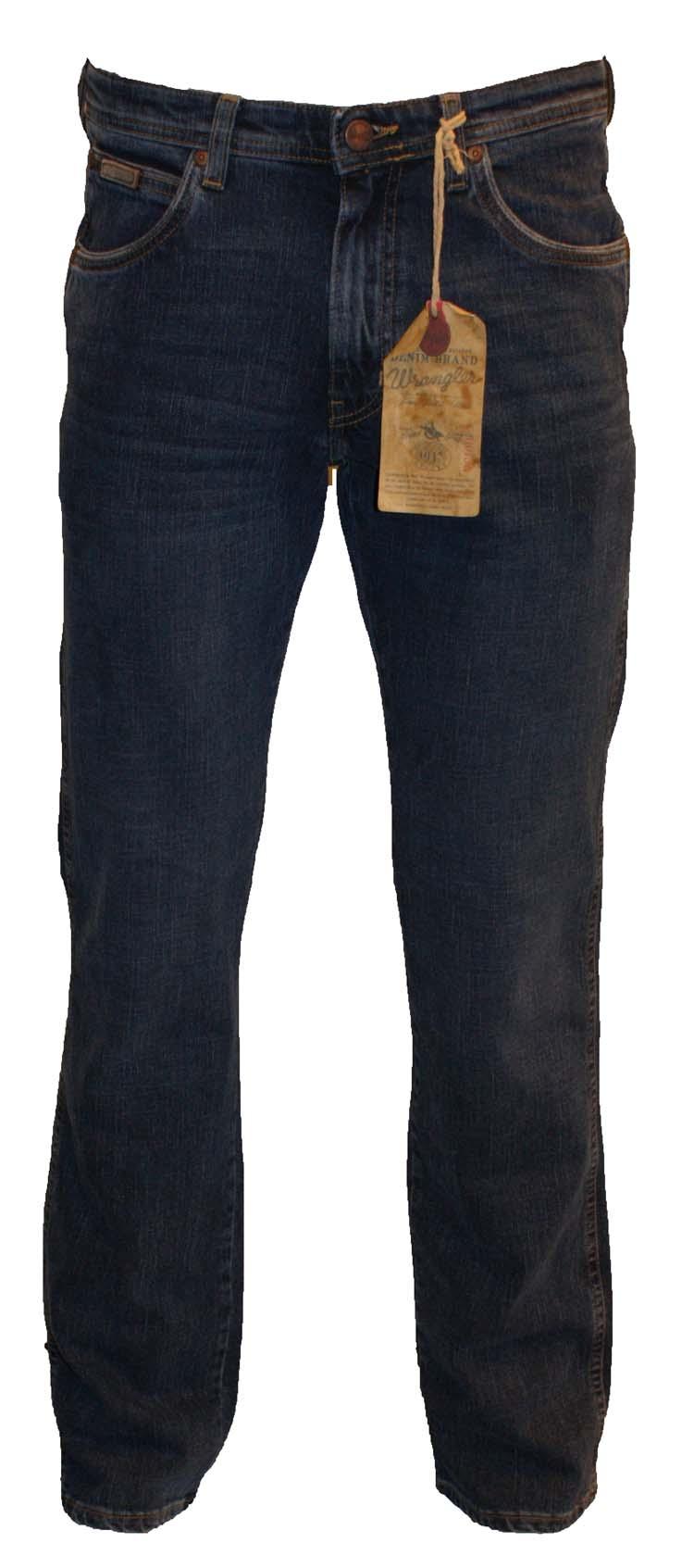 "Wrangler stretch jeans "" Arizona "" Dark used"
